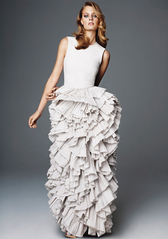 H&M Exclusive Conscious Collection Spring '12 – Red Carpet Looks