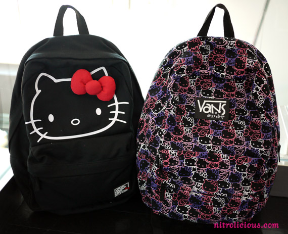0298204d71a0 Hello Kitty x VANS Spring Summer 2012 Collection - Page 2 of 2 ...