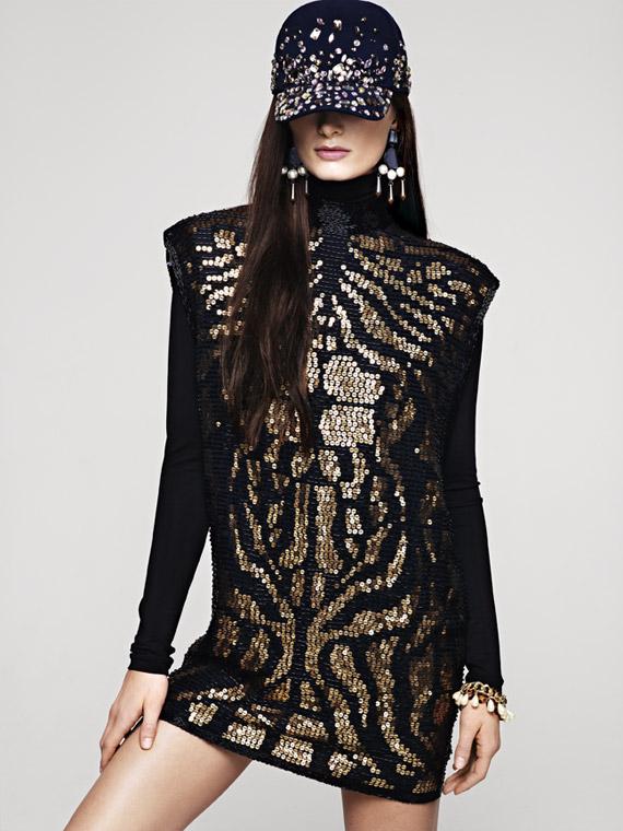 H&M Women's Fall 2012 Lookbook