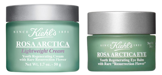 Kiehl's Rosa Arctica Lightweight and Rosa Arctica Eye
