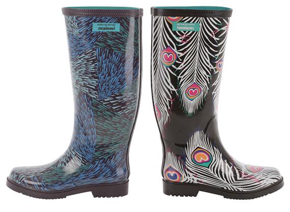 Havaianas x Matthew Williamson Rain Boots - nitrolicious.com