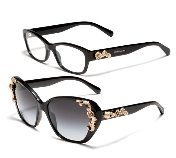 35347839f8e8 Dolce   Gabbana Sicilian Baroque Eyewear Collection - www.semadatacoop.org