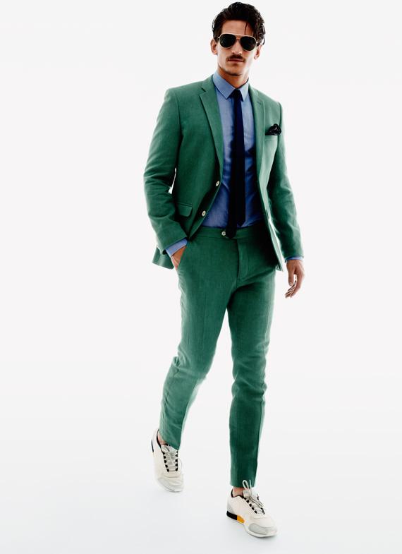 H&m Men's Spring 2013 Lookbook