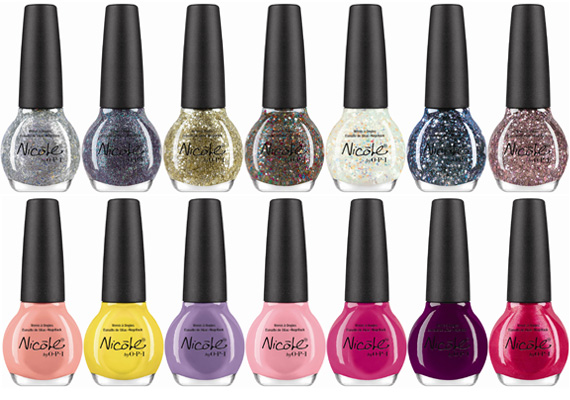 Nicole by OPI x Selena Gomez Collection