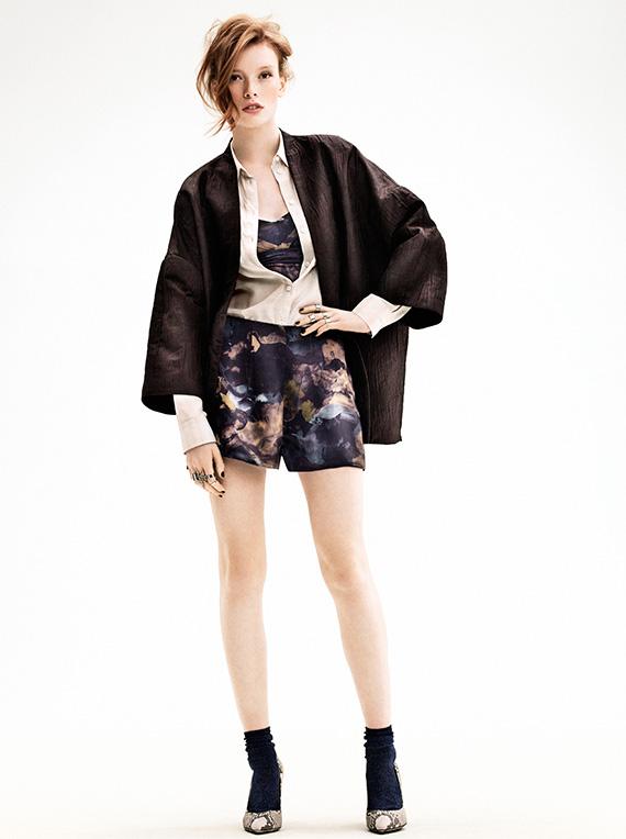 H&M Women's Summer 2013 Lookbook - nitrolicious.com