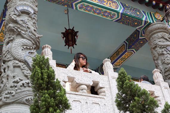 wong tai sin temple & nan lian garden