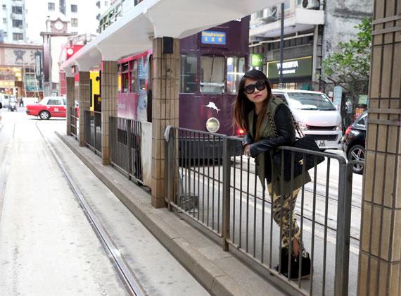 riding the hong kong tram... - nitrolicious.com