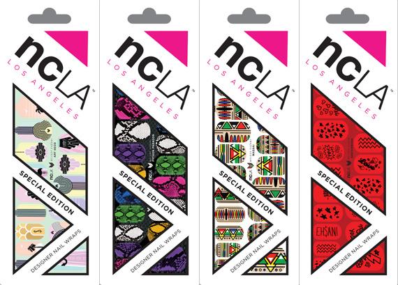 NCLA x Melody Ehsani Nail Wraps