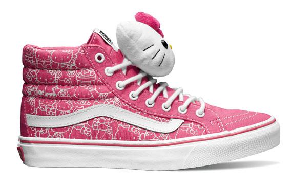 Vans x Hello Kitty Summer 2013 Sneaker Collection - nitrolicious.com bb31a0ab4
