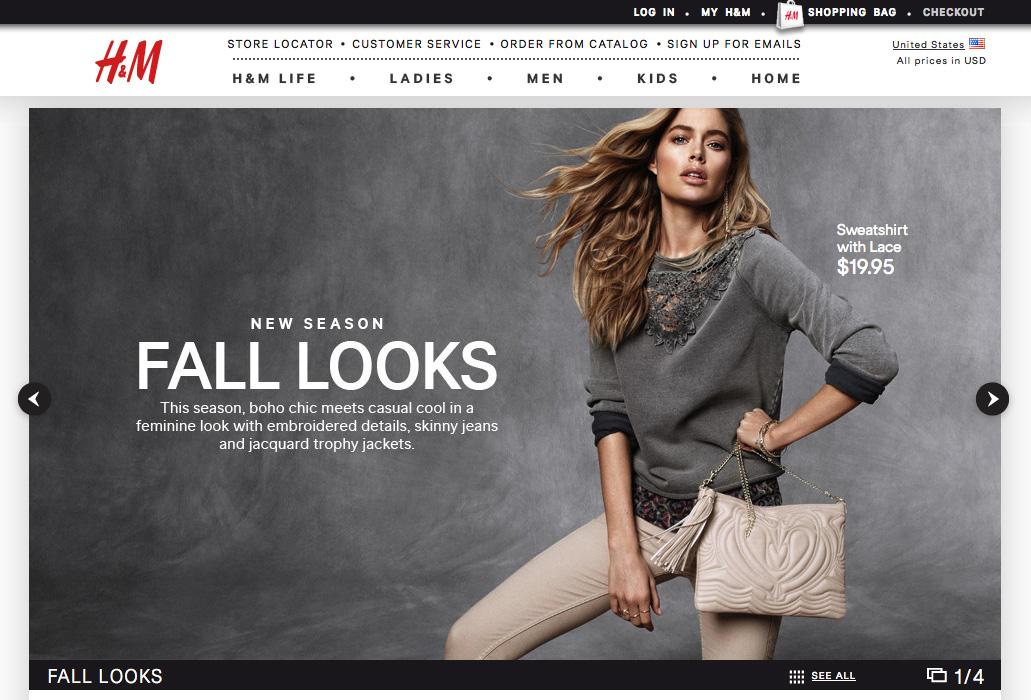 Hm divided shop online