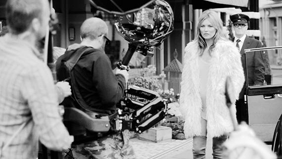 "Stuart Weitzman x Kate Moss ""Made for Walking"" Short Film"