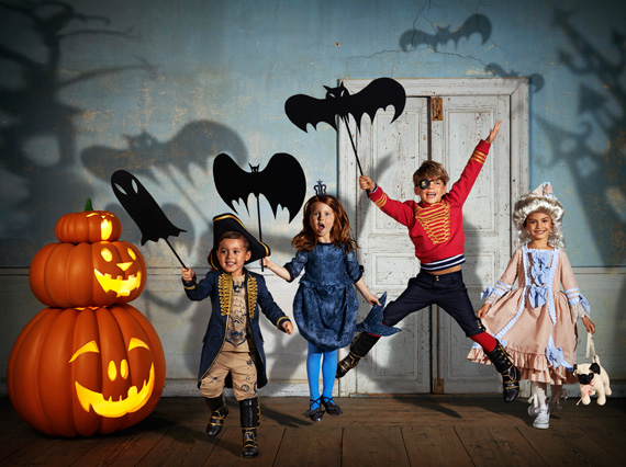 H&M All for Children Halloween 2013 Costumes