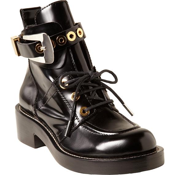 vente la moins chère divers styles juste prix Balenciaga Ceinture Ankle Boot - nitrolicious.com