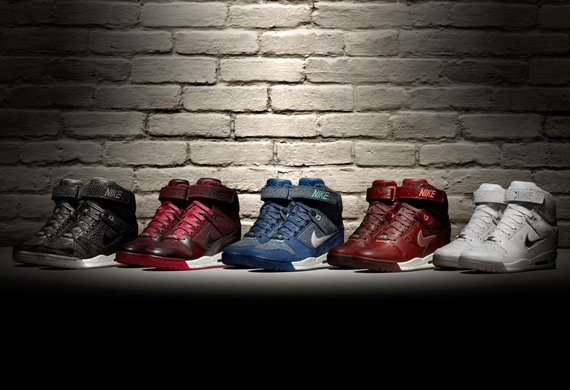 Ardilla Equipar Destreza  Nike Air Revolution Sky Hi City Pack - nitrolicious.com