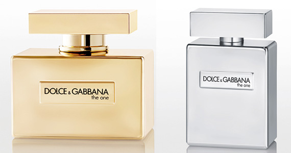 Dolce&Gabbana The One Limited Edition Holiday 2013 Collection