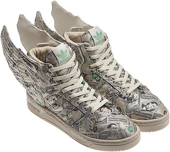 Jeremy Scott x adidas Originals Money Wings 2.0