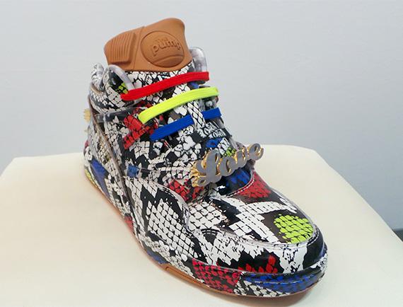reebok love sneakers