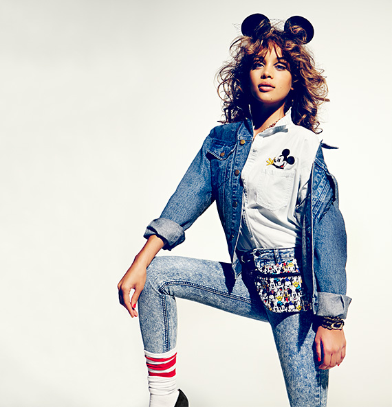 Disney x Forever 21 Mickey & Co. Collection