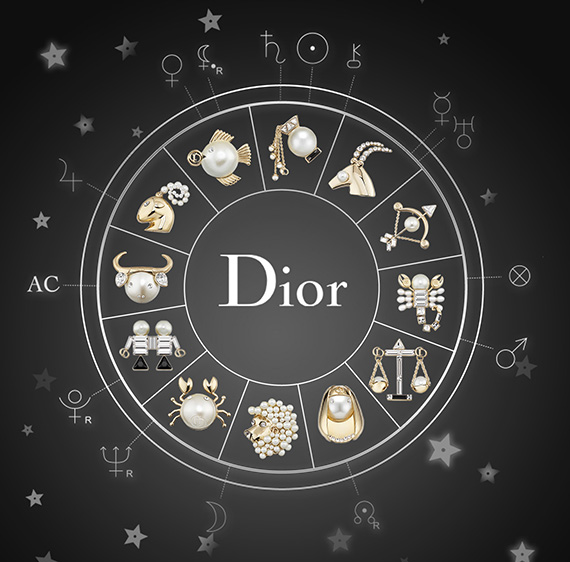Tell Me Dior Zodiac Collection