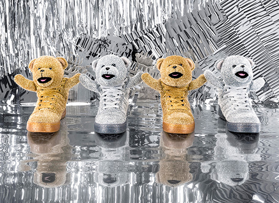 adidas Originals by Jeremy Scott Holiday Bears