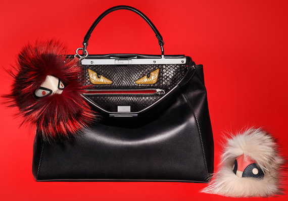 Images Of Fendi Monster Bag