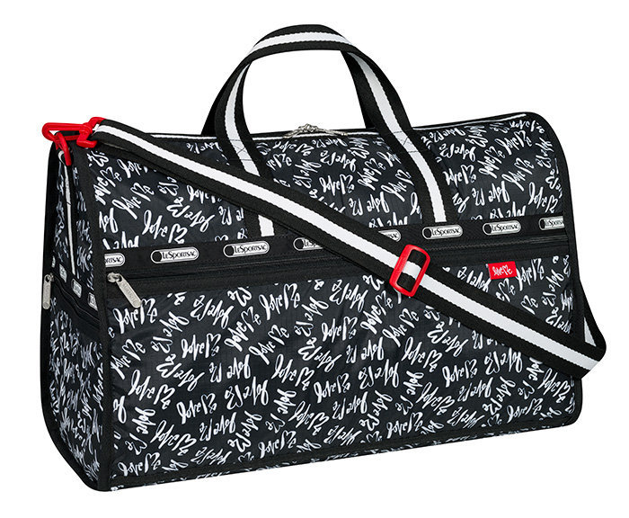 "LeSportsac x Curtis Kulig ""Love Me"" Spring 2014 Collection"
