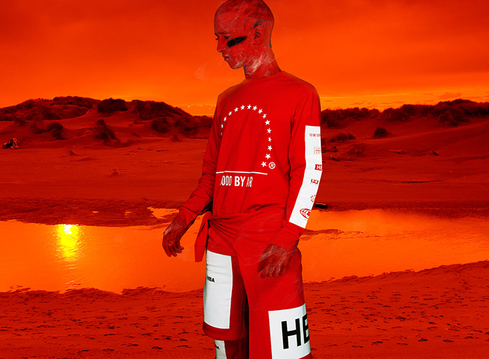Hood By Air for Yo'Hood RED Exclusives