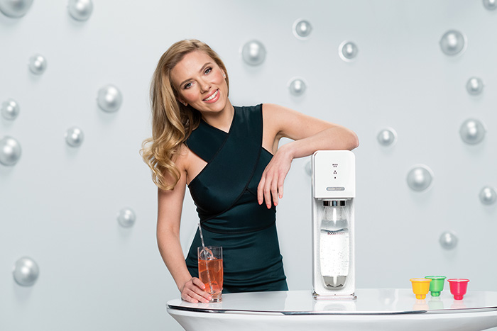 Scarlett Johansson x SodaStream Super Bowl XLVIII Commercial [Uncensored]