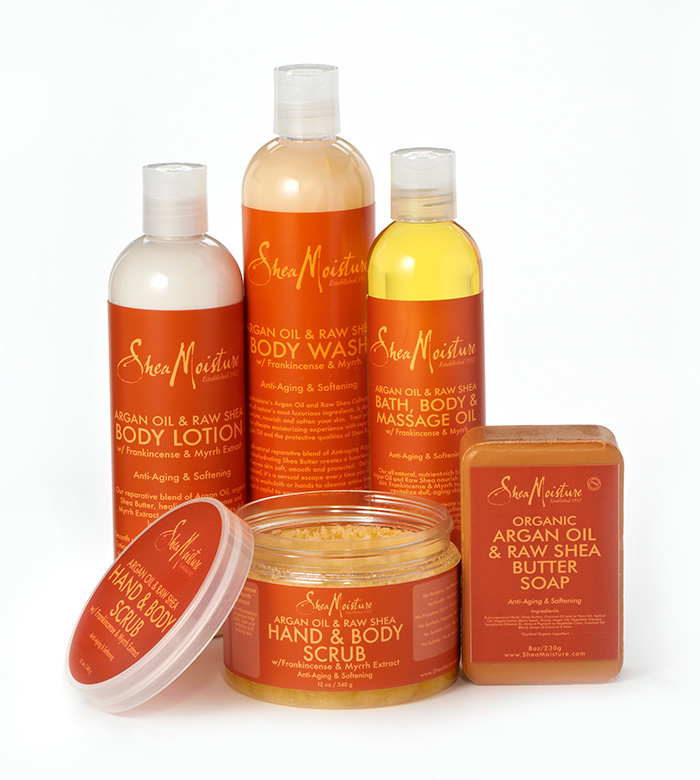 Shea Moisture Good For Natural Hair