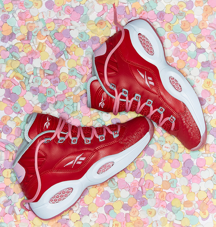 Reebok Classic Question Mid 'Valentine's Day