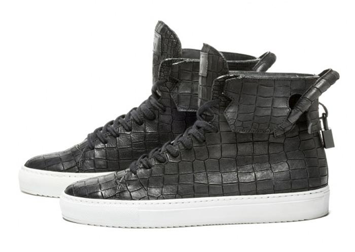 En Noir x Buscemi 125mm Sneaker