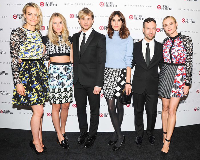 Peter Pilotto for Target Launch Event at Gotham Hall