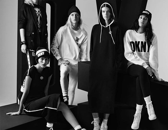 DKNY x Opening Ceremony Spring/Summer 2014 Lookbook