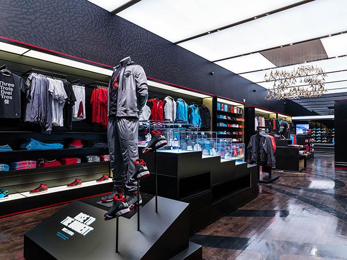 Mcallister Mall Shoe Stores