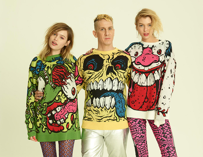 Jeremy Scott x Madballs Fall/Winter 2014