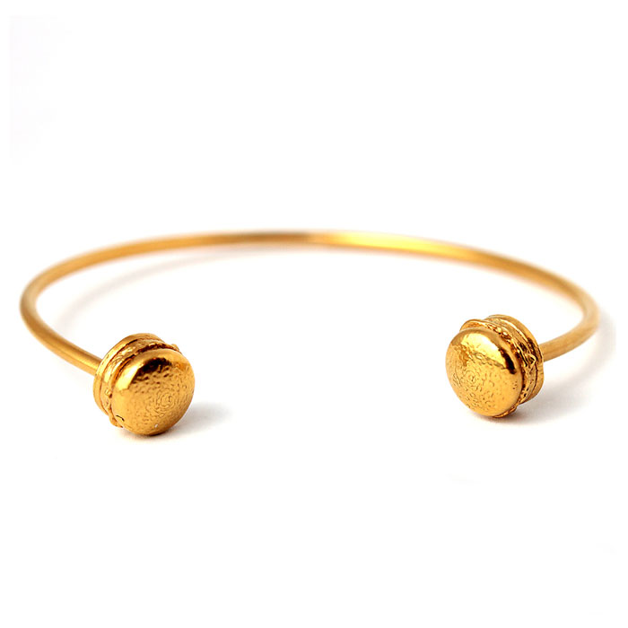 Food-inspired Jewelry by Goldie Rox
