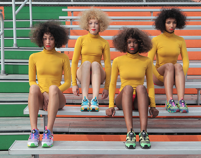 PUMA x Solange Girls of Blaze Disc Collection