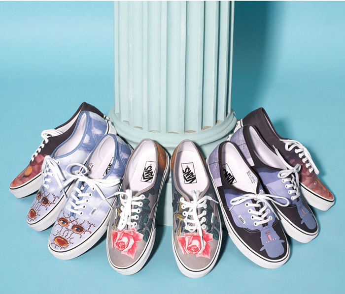 Opening Ceremony x Magritte Vans