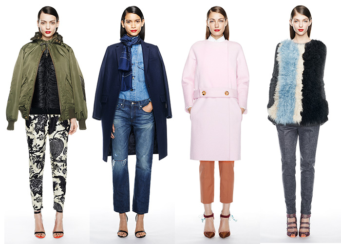 J.Crew Fall 2014 Collection