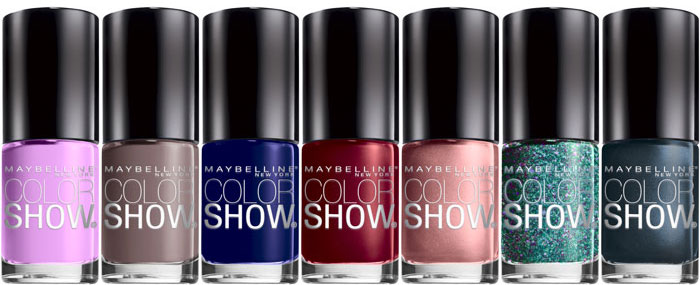 Maybelline Color Show & Street Art Collection
