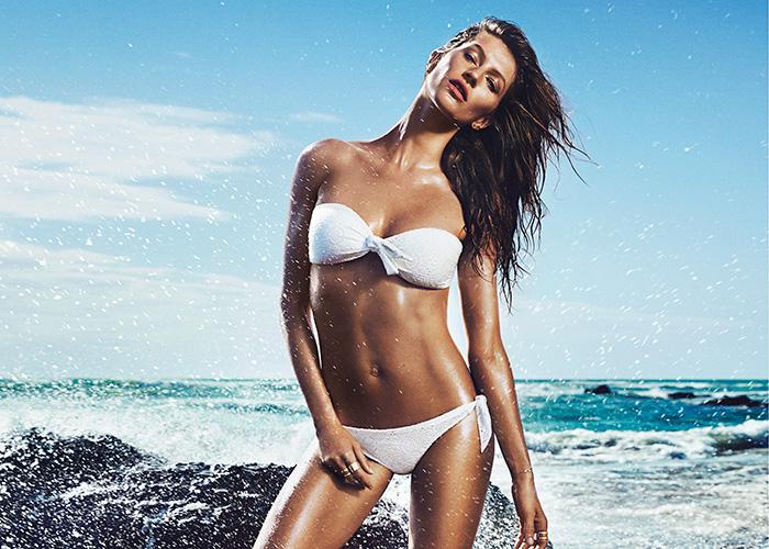 Gisele Bündchen for H&M Summer 2014 Campaign