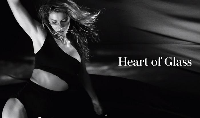 "Gisele Bündchen & Bob Sinclair for H&M ""Heart of Glass"" Video"