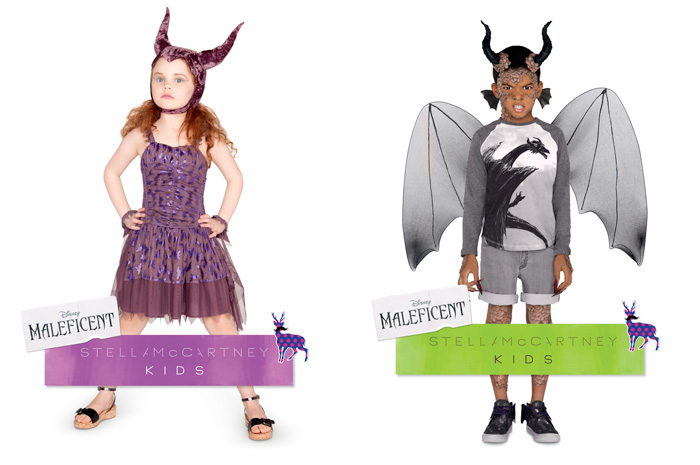 Maleficent by Stella McCartney Kids Collection