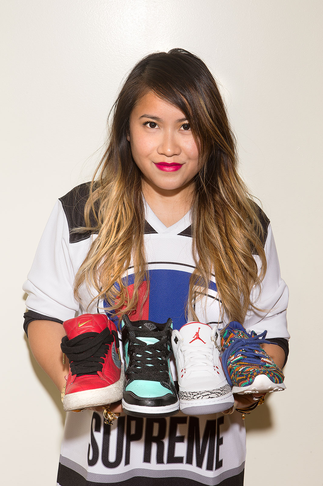 My Sneaker Closet featured on Refinery29 - nitrolicious.com