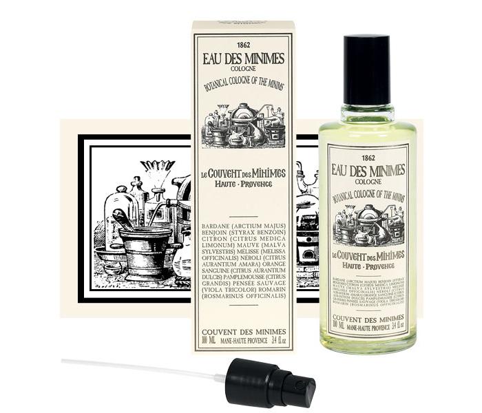Le couvent des minimes botanical fragrance collection - Le couvent des mimines ...