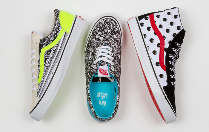 Vault by Vans x Stüssy Spring 2014 Collection
