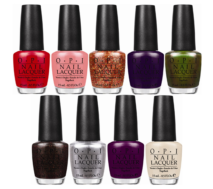 Coca-Cola by OPI Collection
