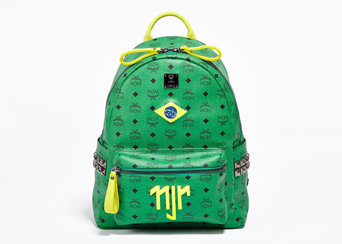MCM 'Road to Brazil 2014' Backpack Collection