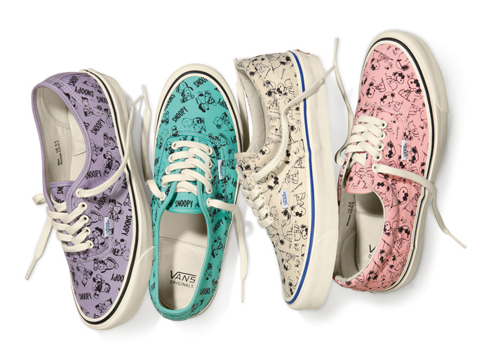 Vault by Vans x Peanuts Collection