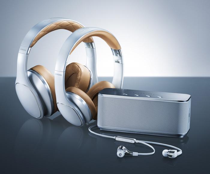 Samsung Level Audio Portfolio